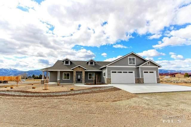 1496 Brandi Rose Way, Minden, NV 89460 (MLS #200003425) :: Chase International Real Estate