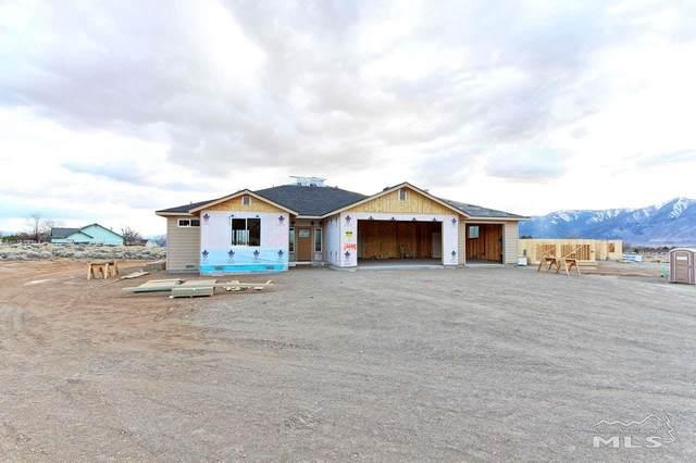 1495 Brandi Rose Way, Minden, NV 89423 (MLS #200003427) :: Vaulet Group Real Estate