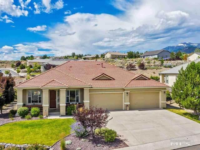 580 Dancing Cloud, Reno, NV 89511 (MLS #200003434) :: Chase International Real Estate