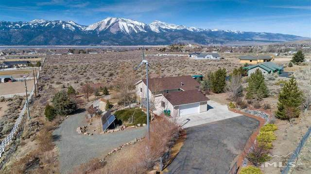 4420 Eastlake Blvd, Washoe Valley, NV 89704 (MLS #200003437) :: Ferrari-Lund Real Estate