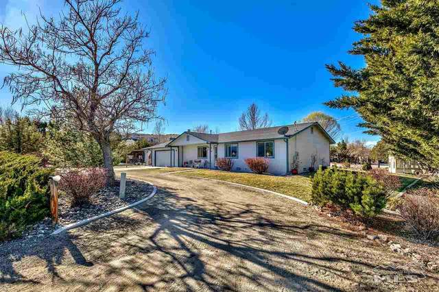 600 Mustang Ln, Gardnerville, NV 89410 (MLS #200003472) :: Ferrari-Lund Real Estate