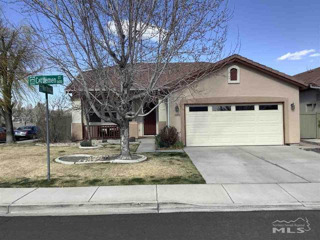 1605 Cattlemen Ct, Reno, NV 89521 (MLS #200003477) :: Ferrari-Lund Real Estate