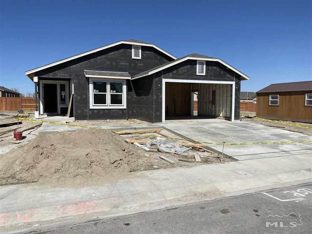 2528 Ladera, Fallon, NV 89406 (MLS #200003489) :: Chase International Real Estate