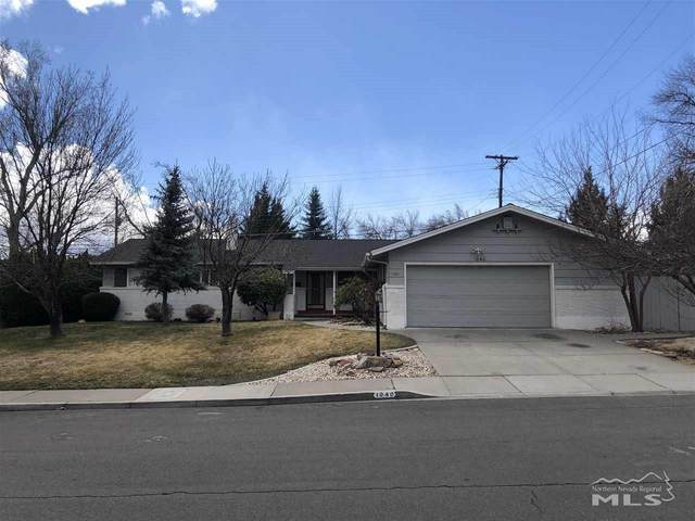 1040 Pine Ridge Drive, Reno, NV 89509 (MLS #200003502) :: Ferrari-Lund Real Estate