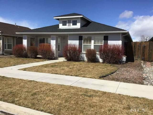 1381 Pin Oak, Gardnerville, NV 89410 (MLS #200003507) :: Vaulet Group Real Estate