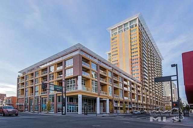 255 N Sierra Street #314 #314, Reno, NV 89501 (MLS #200003510) :: Vaulet Group Real Estate