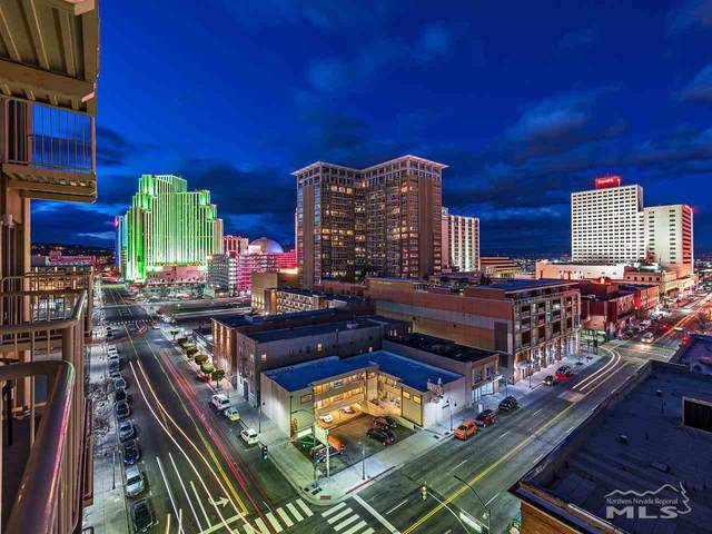 200 W 2nd Street #706, Reno, NV 89501 (MLS #200003517) :: Vaulet Group Real Estate