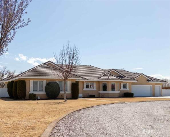 615 Carson River, Fallon, NV 89406 (MLS #200003525) :: Chase International Real Estate