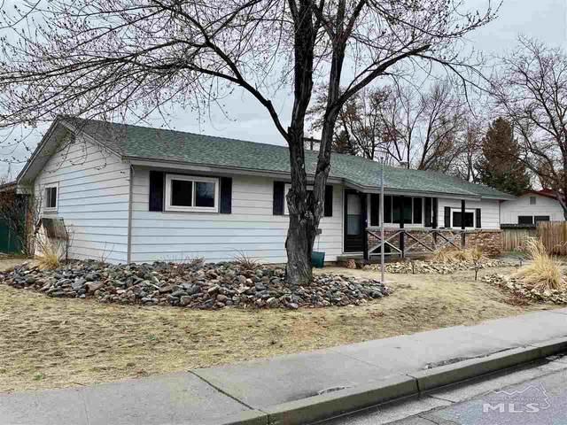 1649 Molly Drive, Carson City, NV 89706 (MLS #200003526) :: Harcourts NV1