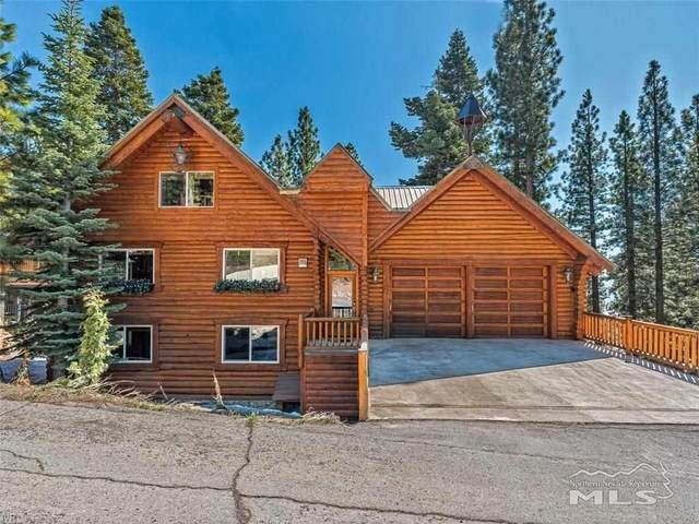 847 Tyner, Incline Village, NV 89451 (MLS #200003527) :: Chase International Real Estate