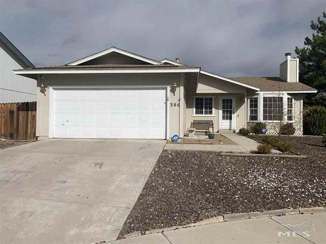 306 Pinehurst Court, Dayton, NV 89403 (MLS #200003529) :: Chase International Real Estate