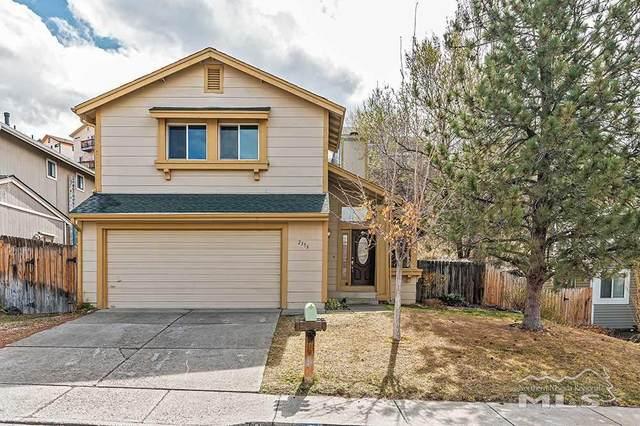2356 Melody Lane, Reno, NV 89512 (MLS #200003531) :: Chase International Real Estate