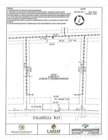 6147 Falabella Way, Reno, NV 89511 (MLS #200003552) :: L. Clarke Group | RE/MAX Professionals