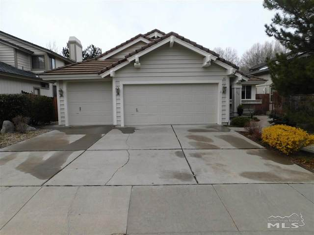 235 Meadow Brook, Reno, NV 89519 (MLS #200003553) :: Chase International Real Estate