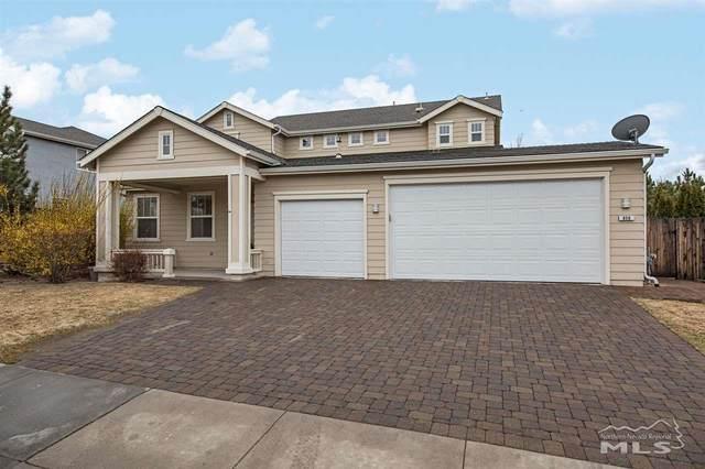 856 N University Park Loop, Reno, NV 89512 (MLS #200003557) :: Chase International Real Estate