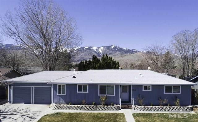 3504 Cinnabar Ave, Carson City, NV 89706 (MLS #200003560) :: Harcourts NV1