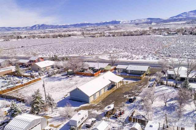 820 Long Valley, Gardnerville, NV 89460 (MLS #200003572) :: Ferrari-Lund Real Estate