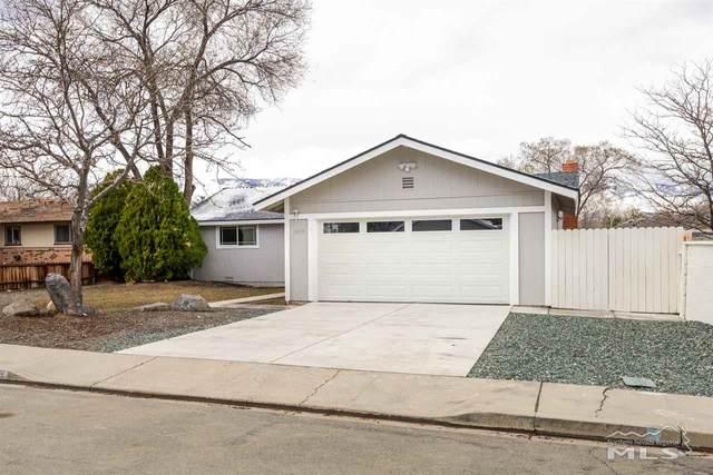 1418 La Loma, Carson City, NV 89701 (MLS #200003581) :: Harcourts NV1