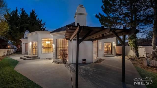 2551 E Lake Ridge Shores, Reno, NV 89519 (MLS #200003590) :: Ferrari-Lund Real Estate