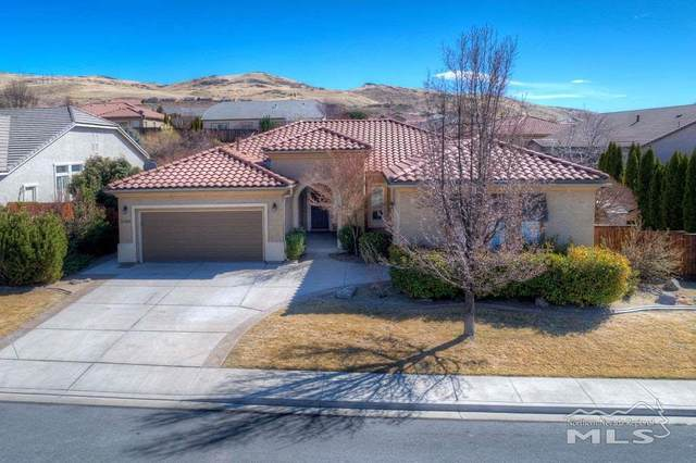 2580 Tuscan Way, Sparks, NV 89434 (MLS #200003596) :: Chase International Real Estate