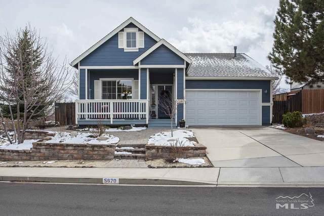 5670 Daybreak Drive, Reno, NV 89523 (MLS #200003598) :: Ferrari-Lund Real Estate