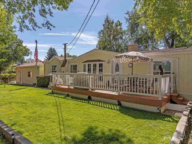 110 E 6th Avenue, Sun Valley, NV 89433 (MLS #200003599) :: Ferrari-Lund Real Estate