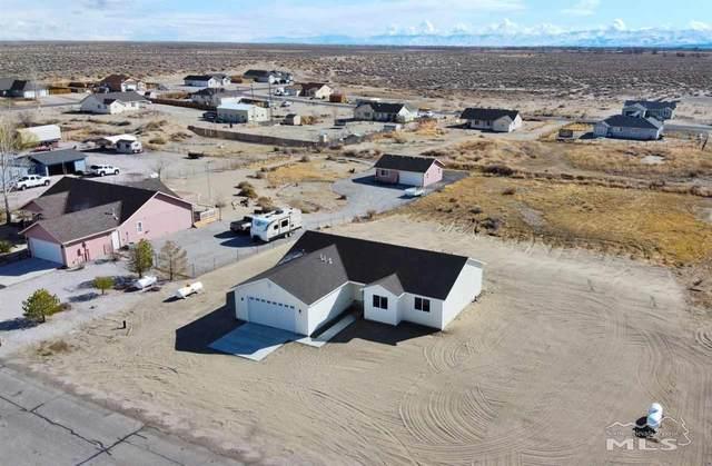 2775 Harvey, Fallon, NV 89406 (MLS #200003609) :: Chase International Real Estate