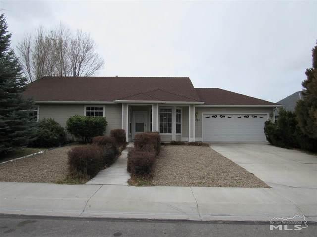 1311 Penn, Gardnerville, NV 89410 (MLS #200003615) :: Vaulet Group Real Estate