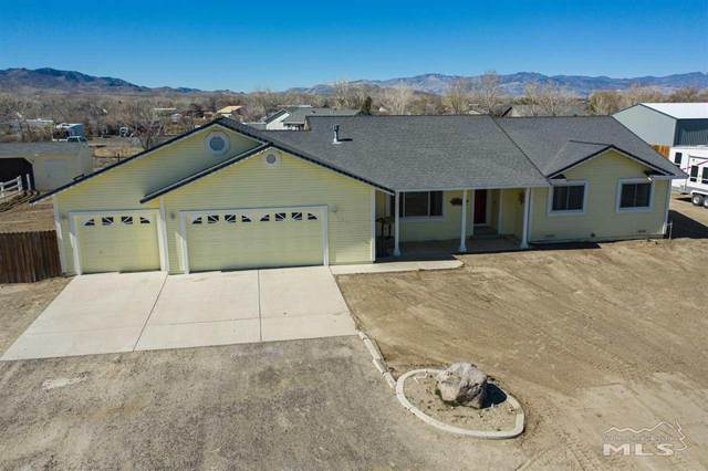 1155 Dinah Drive, Fernley, NV 89408 (MLS #200003618) :: NVGemme Real Estate