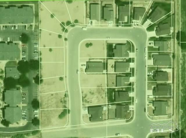 701 N Broadway Street, Fallon, NV 89406 (MLS #200003625) :: Chase International Real Estate