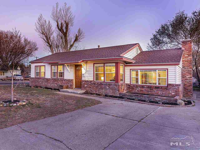 401 I Street, Sparks, NV 89431 (MLS #200003629) :: Ferrari-Lund Real Estate