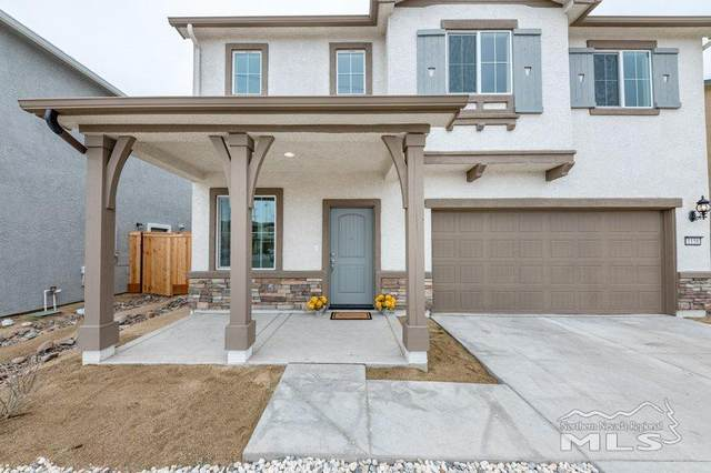 1158 Canvasback, Carson City, NV 89701 (MLS #200003638) :: Harcourts NV1
