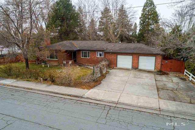 815 Lyman Ave, Reno, NV 89509 (MLS #200003649) :: Chase International Real Estate