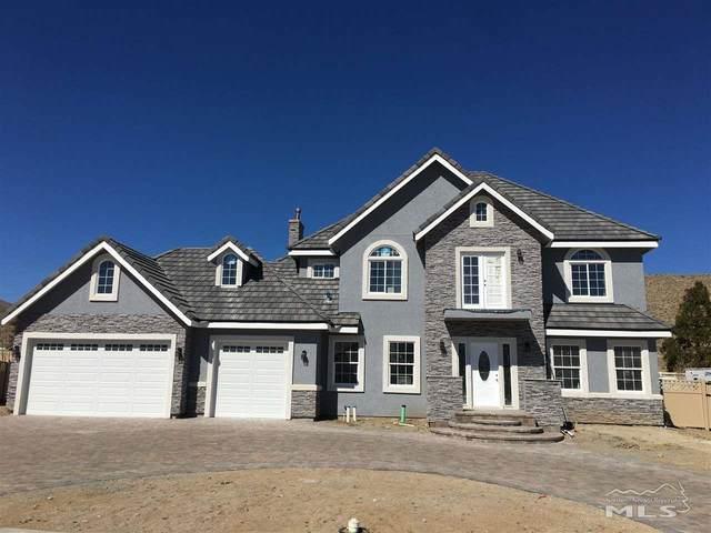 116 Denio, Dayton, NV 89403 (MLS #200003661) :: Chase International Real Estate
