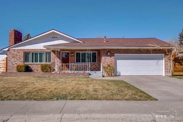 1160 Dennison Drive, Reno, NV 89509 (MLS #200003669) :: Chase International Real Estate
