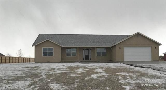 2626 Harvey Lane, Fallon, NV 89406 (MLS #200003673) :: Chase International Real Estate