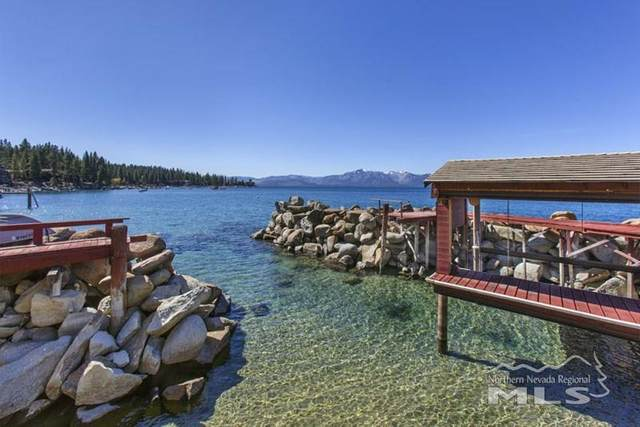 1146 Hwy 50, Glenbrook, NV 89413 (MLS #200003674) :: NVGemme Real Estate