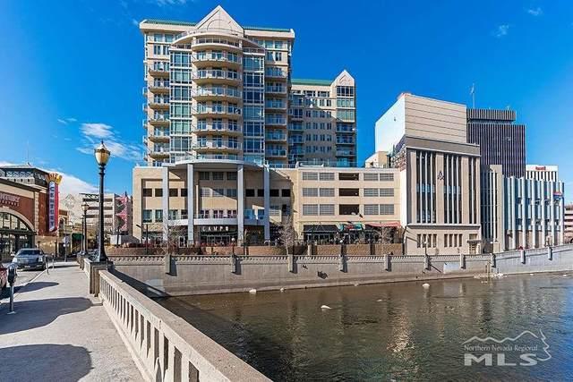 50 Sierra St. #808, Reno, NV 89501 (MLS #200003679) :: Vaulet Group Real Estate