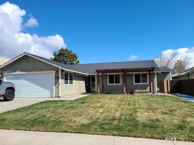 3779 Laynya, Carson City, NV 89706 (MLS #200003685) :: Chase International Real Estate
