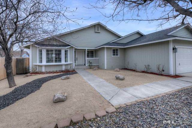 631 Boulder, Dayton, NV 89403 (MLS #200003686) :: Ferrari-Lund Real Estate