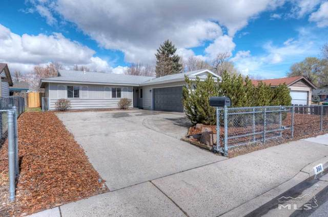 360 E Lincoln, Sparks, NV 89431 (MLS #200003703) :: Ferrari-Lund Real Estate