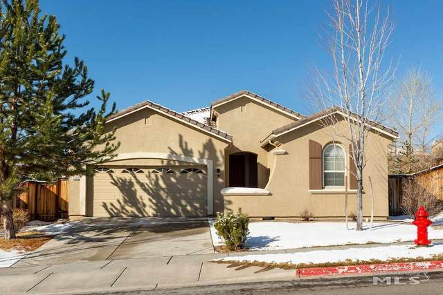 2565 Peavine Creek Road, Reno, NV 89523 (MLS #200003705) :: Chase International Real Estate