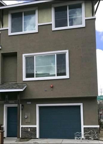 299 Mark Jeffrey Ln #108, Reno, NV 89503 (MLS #200003706) :: Vaulet Group Real Estate