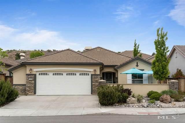 1180 Cliff Park Way, Reno, NV 89523 (MLS #200003708) :: Chase International Real Estate