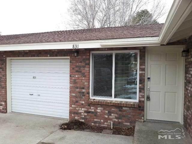 831 Travis Dr, Carson City, NV 89701 (MLS #200003712) :: Chase International Real Estate