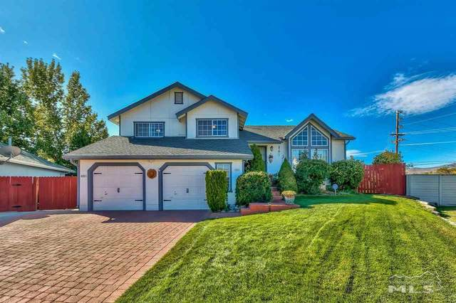 4001 Quinn Drive, Carson City, NV 89706 (MLS #200003715) :: Ferrari-Lund Real Estate