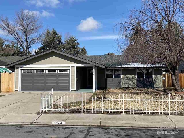 774 Glen Meadow Dr, Sparks, NV 89434 (MLS #200003716) :: Ferrari-Lund Real Estate