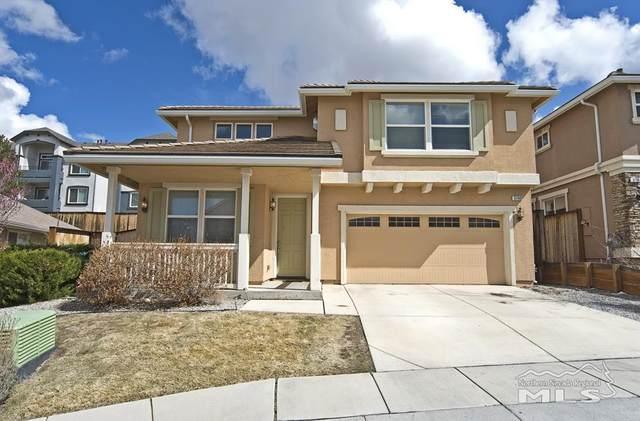 3740 Coastal Street, Reno, NV 89506 (MLS #200003723) :: Chase International Real Estate