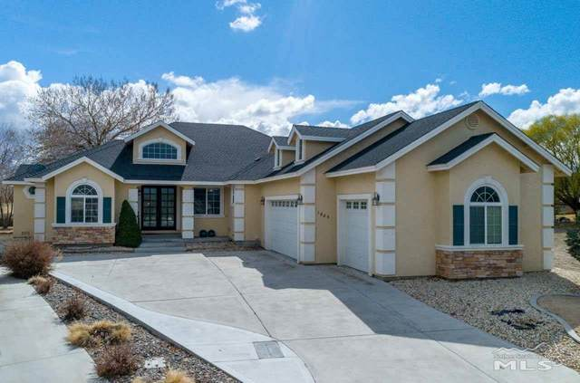 1805 Randy Court, Fernley, NV 89408 (MLS #200003735) :: Harcourts NV1