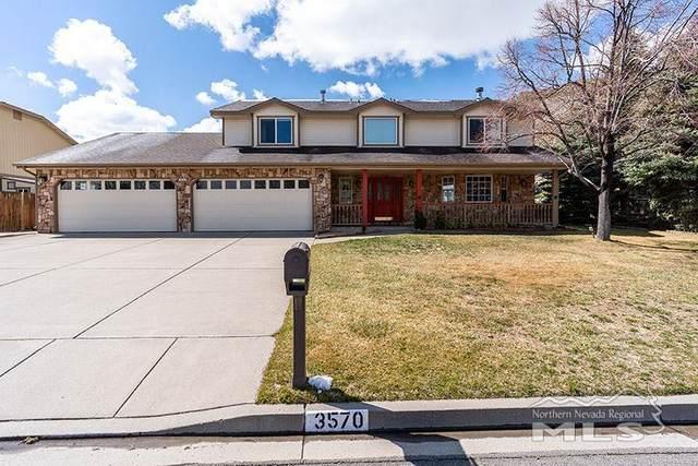 3570 Harvard Drive, Carson City, NV 89703 (MLS #200003742) :: Chase International Real Estate